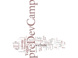 Wordle: preDevCamp